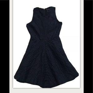 Banana Republic Dark Blue Sleeveless Dress 00P